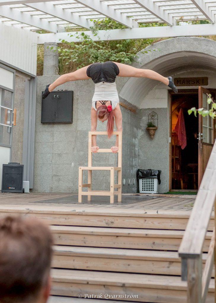Akrobatia-Turku